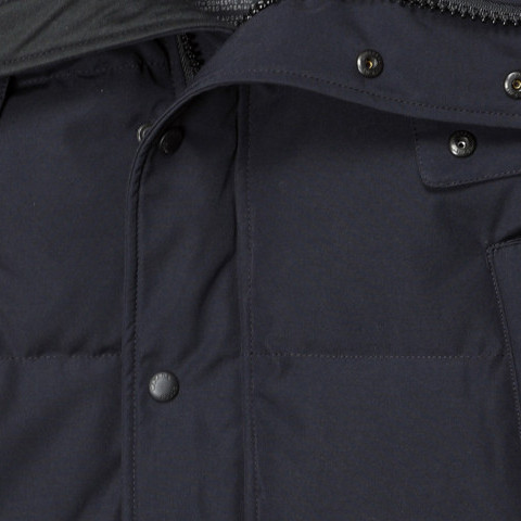 <CANADA GOOSE/カナダグース>WYNDHAM PARKA BLACK LABEL