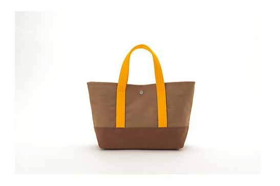 Cabas/キャバ 【パターンオーダー】トートバッグ「N°1 Tote small」
