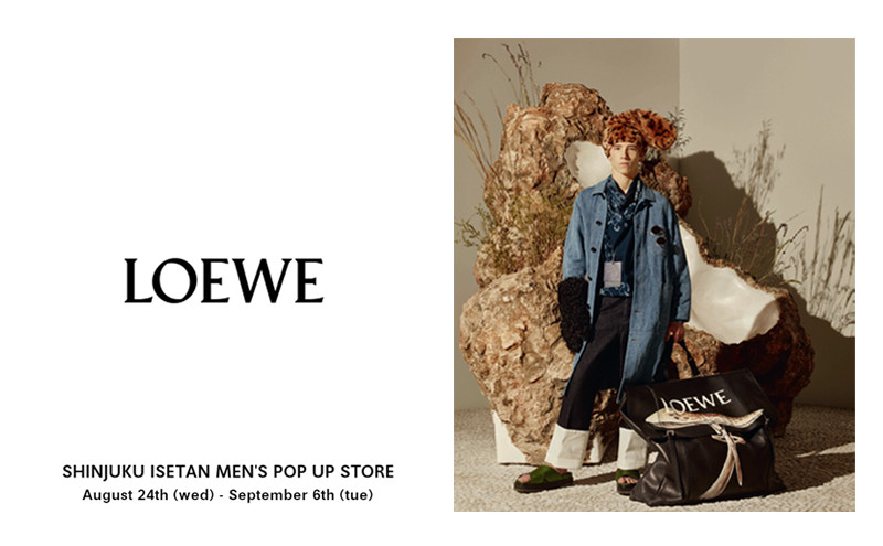 "<LOEWE>POP UP STORE ""ABSTRACT"""