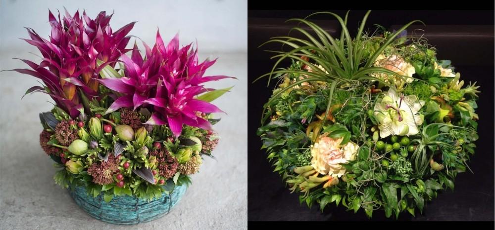 <nicolai Bergmann Flowers Amp Design ニコライ バーグマン フラワーズ & デザイン>|夏のフラワーアレンジメントスクールを開催 Photo 伊勢丹