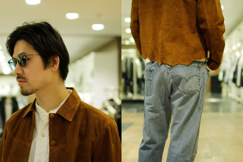 TODAY'S ISETAN MEN'S STYLIST|INTERNATIONAL CREATORS