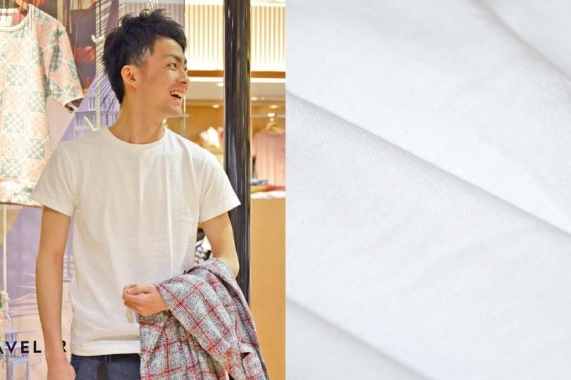 パックTでお馴染みの<Hanes/ヘインズ>。昨年に引き続き人気を誇る「プレミアムTシャツ 」は着丈・袖丈・身幅を現代の日本人体型に合わせ絶妙なフィット感を追求。