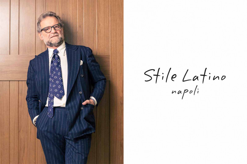 stile latino スティレ ラティーノ 新時代のナポリスタイルを体現