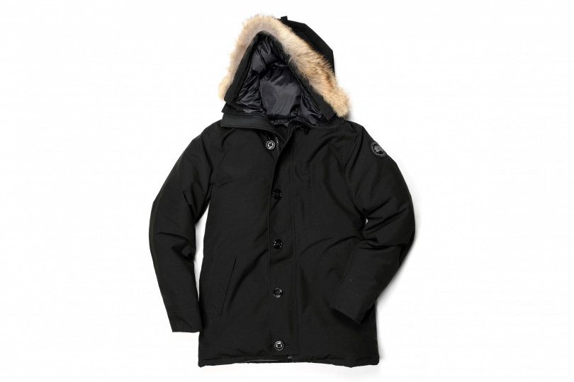 <CANADA GOOSE/カナダグース>CHATEAU PARKA BLACK LABEL / 123,200円