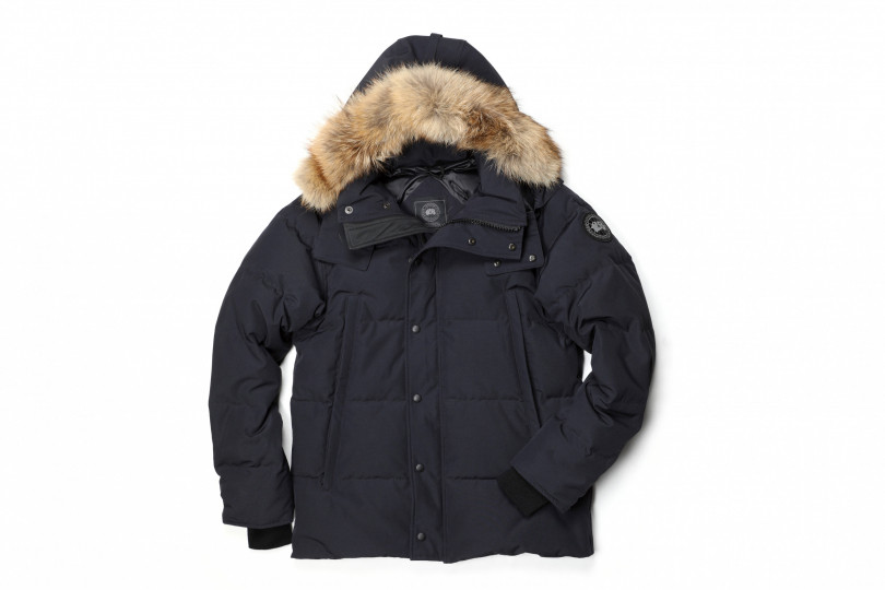 <CANADA GOOSE/カナダグース>WYNDHAM PARKA BLACK LABEL / 115,500円
