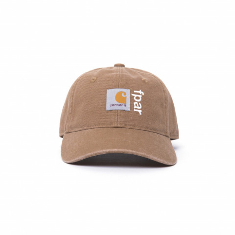 <FORTY PERCENT AGAINST RIGHTS × Carhartt WIP>FPAR 6-Panel Cap 6,050円