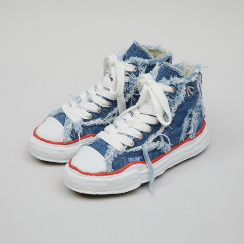 <ナイジェル・ケーボン>×<ミハラヤスヒロ>HIGH CUT HARD WASH 51,700円