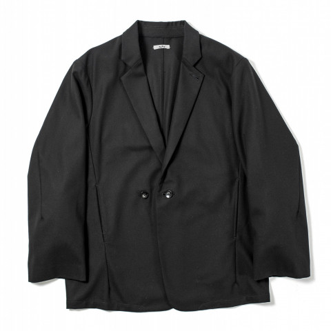 〈サバイ〉1B JACKETS「HARD TWISTED YARN CLOTH」 44,000円 *受注販売