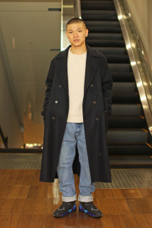 TODAY'S ISETAN MEN'S STYLIST|AUTHENTIC CASUAL