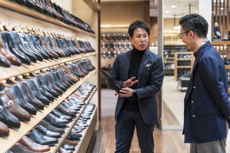 ドレスシューズ新時代、いま革靴の選び方が変わる!バイヤーが考える靴選び
