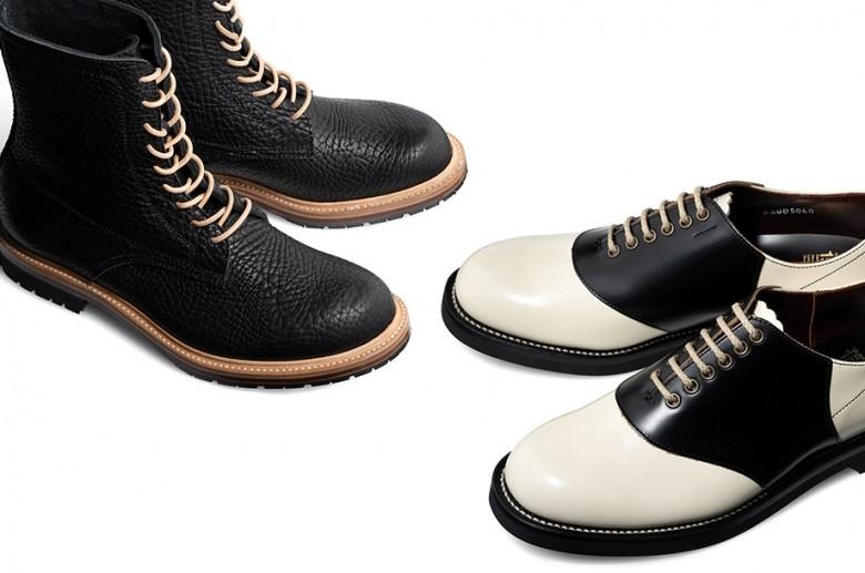 日本の革靴150周年を 記念した 限定モデル・展示。|ISETAN靴博2020