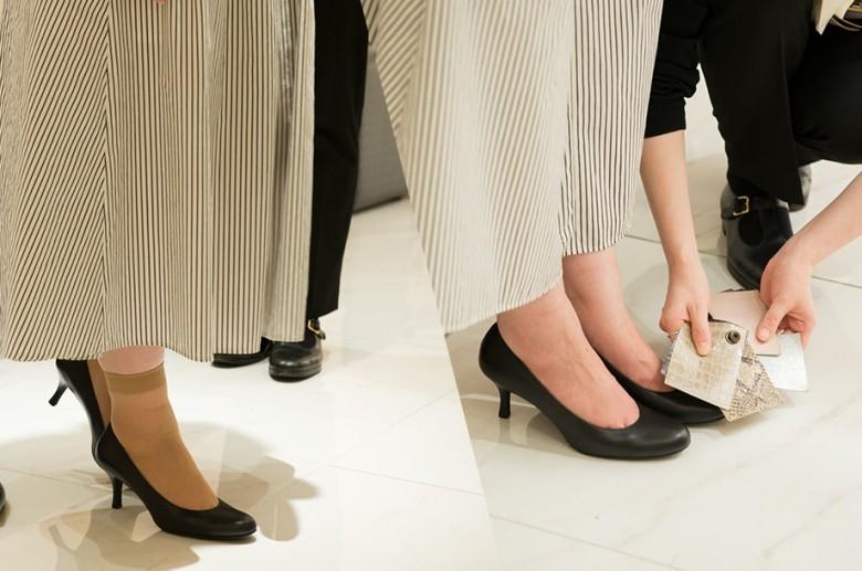 「Your ordermade」で、あなたに ぴったりな靴を。|ISETAN靴博2020