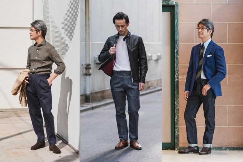 【特集】懐かしいのに新しい。デニム&デニスラが主役の大人の着こなしスタイル提案