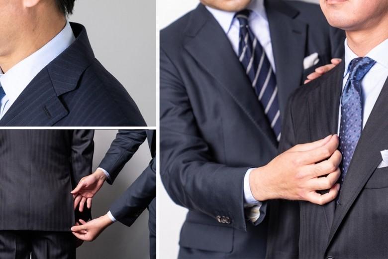 プロが解説!スーツの着こなし【基本編】|ポイントは「縦寸・横寸」のフィッティング