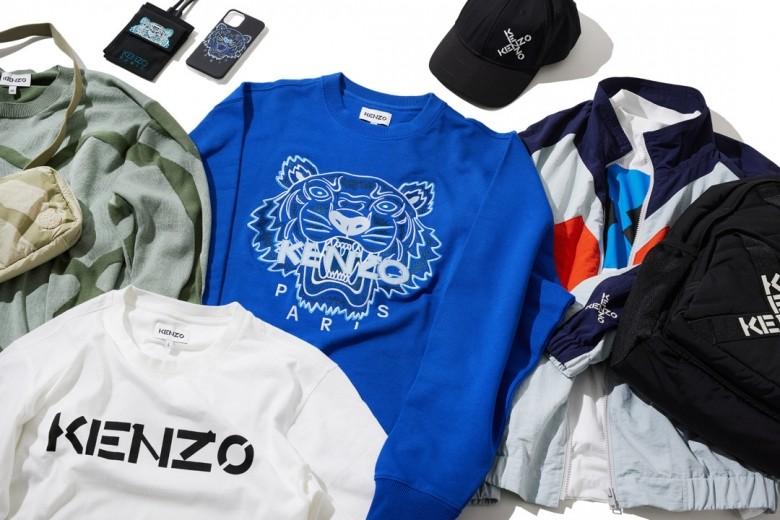 上品なアイコンが目をひく。夏の大人を彩る<KENZO/ケンゾー>メンズの最新にして定番のコレクション。