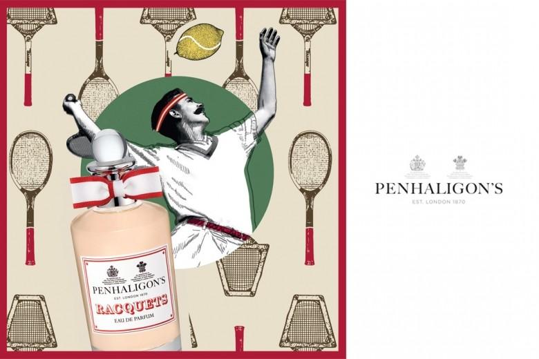 <ペンハリガン>|弾けるようなシトラスの香り!限定フレグランス「ラケット」が発売