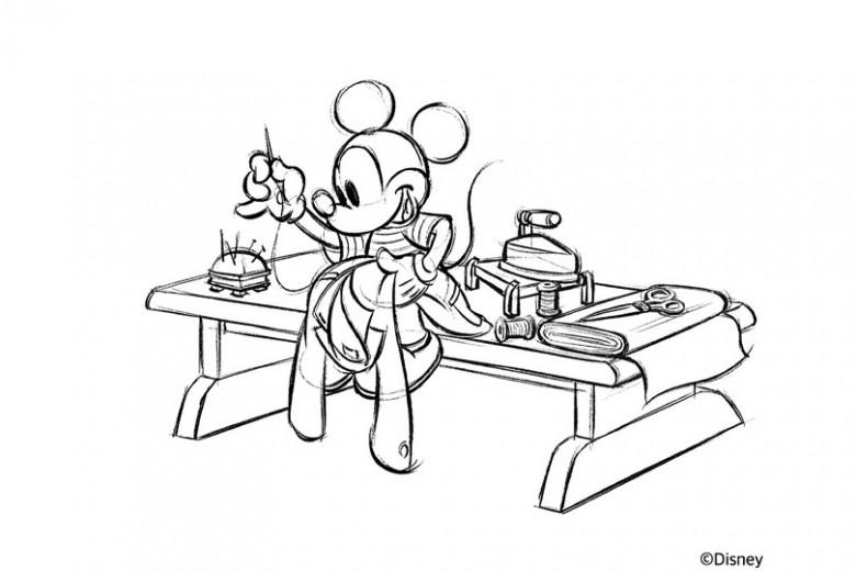 特別なミッキーマウスが描かれたアイテムが誕生!<ポータークラシック>とディズニーによるスペシャルコレクションを先行販売。