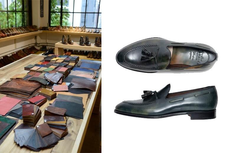 ホーウィン・レザー×ISETAN靴博2021総勢50型を越える別注品を一挙紹介。 ISETAN靴博2021