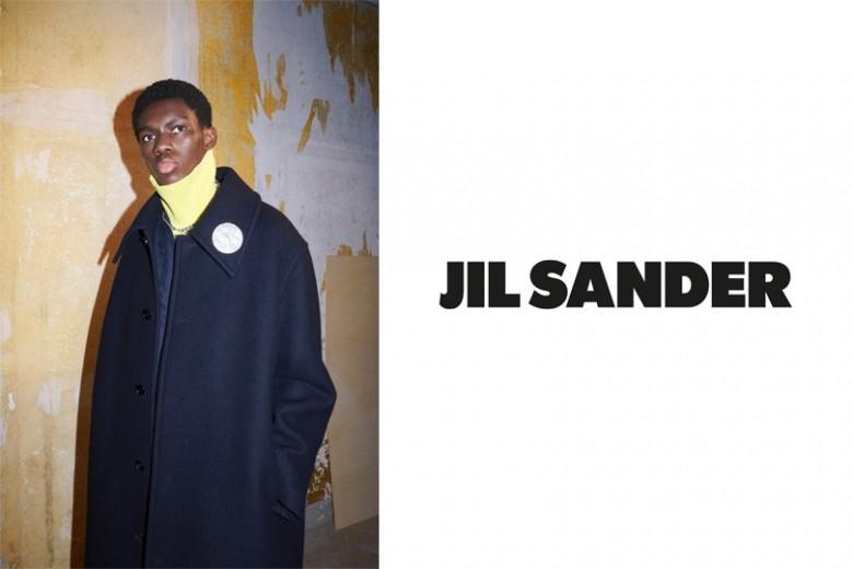 <ジル サンダー>|秋冬メンズコレクションから新作ウェアやバッグが登場!期間限定プロモーション開催。