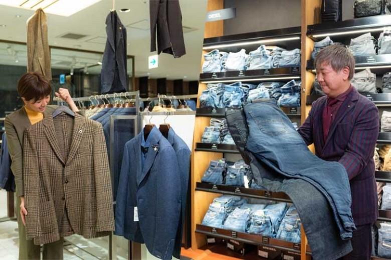 メンズ大きいサイズの洋服選びの不安を解決するブランド&サービスをご紹介!