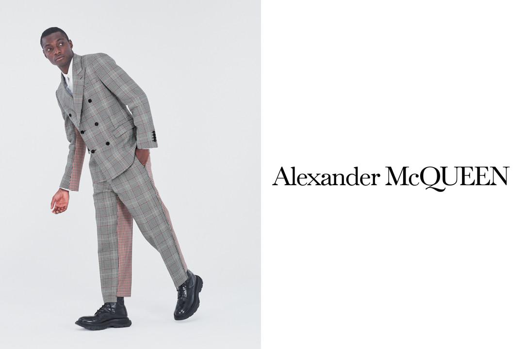 ALEXANDER McQUEEN/アレキサンダー・マックイーン>|伊勢丹新宿店限定 ...